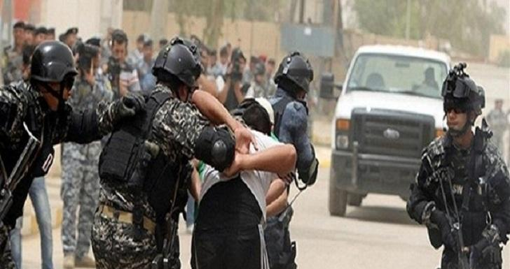 A dangerous terrorist arrested in Al-Anbar governorate