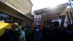 """الاتحاد الوطني """"قلق جدا"""" من حرق علم كوردستان ببغداد"""