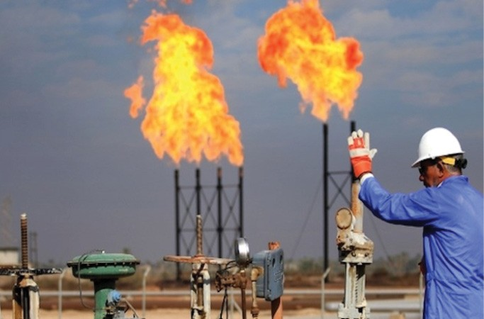 Iraq ranks fourth in the world in gas reserves
