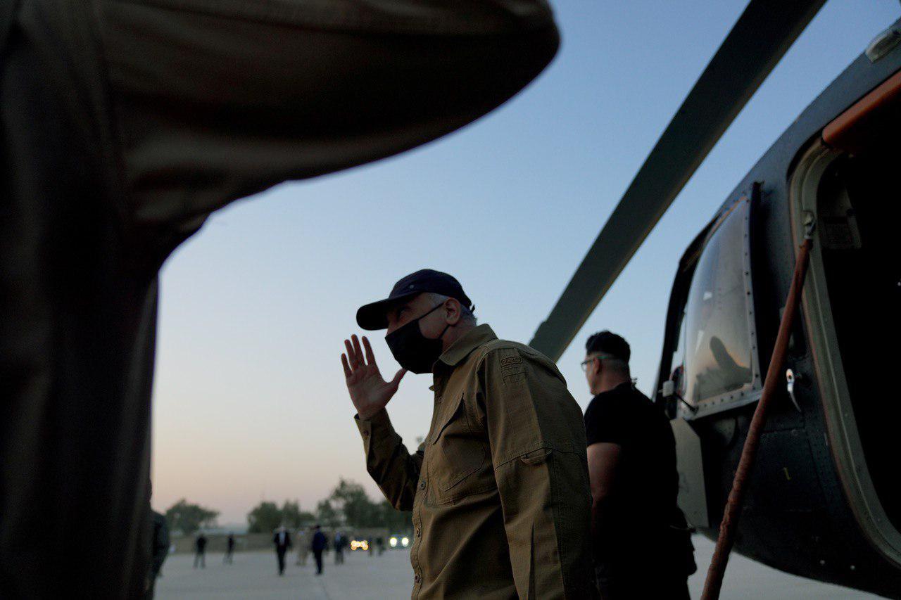 بعد المجزرة .. الكاظمي يزور صلاح الدين