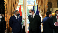 في أول لقاءات الكاظمي بباريس.. تعهد فرنسي بدعم العراق
