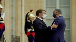 لقاء الكاظمي وماكرون.. مبادرة فرنسية لدعم برنامج حكومة العراق