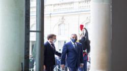 الرئيس الفرنسي مغرداً: محاربة الارهاب الاسلامي تضمن  سيادة العراق