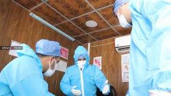 3667 إصابة جديدة بفيروس كورونا في العراق