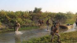 """العراق يواصل تجريف """"إمارة داعش"""""""