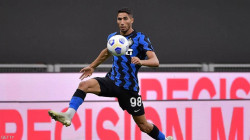 Inter Milan star Hakimi tests positive for Covid-19