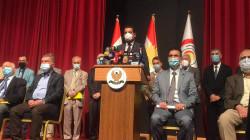 إقليم كوردستان يعلن حصيلة غير مسبوقة بكورونا: 1308 اصابات جديدة بيوم