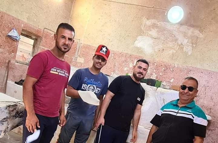 شظف العيش يدفع رياضيين رواد لمهن أخرى في ديالى