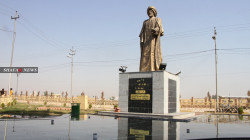 The life is back to Mosul's statues
