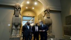 بريطانيا تسلم العراق 5000 قطعة أثرية مطلع العام المقبل والكاظمي يطلع عليها