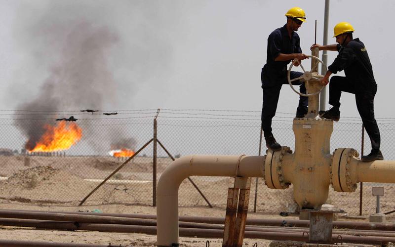صادرات العراق النفطية لأمريكا تهبط إلى الصفر