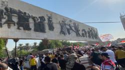 بغداد.. إنهاء الاعتصام في التحرير ورفع الخيم من الساحة .. صور