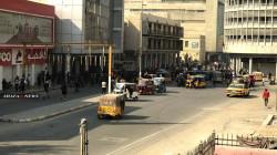 اشتباكات بين متظاهرين وقوات امنية ببغداد
