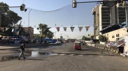 Iraqi authorities open the blocked roads in Baghdad