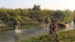 القوات العراقية تنهي عمليات عسكرية استمرت 8 ايام جنوب الموصل