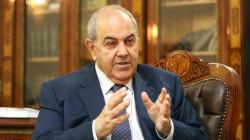 علاوي منتقداً قانون الانتخابات: سينتهي بتقسيم العراق