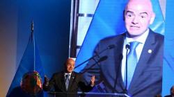 كورونا يصل إلى قمة رئاسة الاتحاد الدولي لكرة القدم