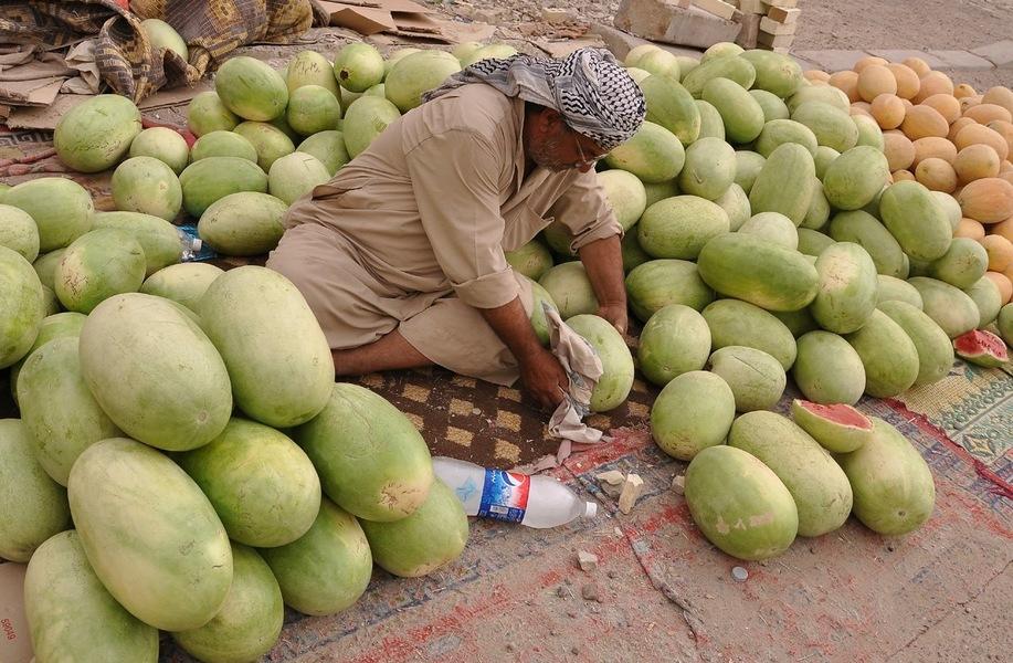العراق يحظر إستيراد محصولين لوفرتهما محليا