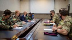 وزير البيشمركة يعلن موعد إفتتاح مركز التنسيق المشترك مع الجيش العراقي