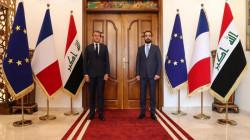 """اول اعتراض رسمي عراقي على """"اساءة"""" الرئيس الفرنسي"""