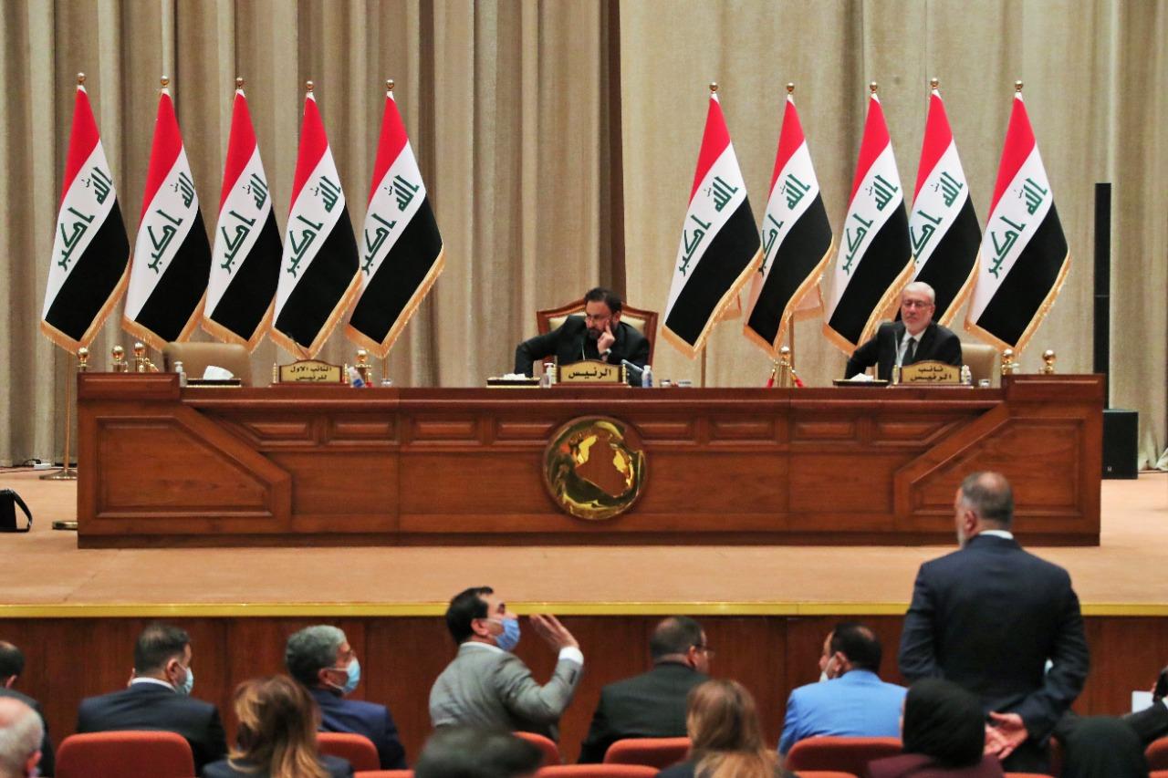 البرلمان العراقي يعلن تسلمه مشروع قانون الموازنة