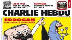 كاريكاتور لأردوغان يفاقم التوتر بين تركيا وفرنسا