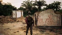 مسلحون يقتلون 18 شخصاً ويحرقون كنيسة شرقي الكونغو