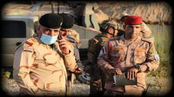 ئەرا دوویەم جار.. فەرماندەی سەربازی عراقی گەورایگ تووش کۆڕۆنا تیەێد