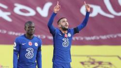 مان سيتي يفوز بصعوبة.. وتألق المغربي زياش مع تشلسي