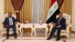 Al-Jubouri meets Al-Halbousi amid a Sunni-Sunni Crises