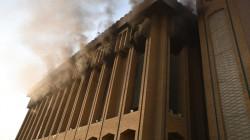 بغداد.. إخماد حريق في الهيئة العامة للضرائب وإنقاذ مبالغ نقدية كبيرة