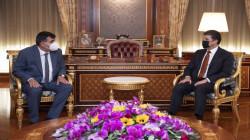 إقليم كوردستان يعرض على أرمينيا الإستثمار في العراق
