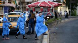 العراق يسجل 21 حالة وفاة واكثر من 2000 إصابة جديدة بفيروس كورونا