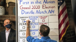 Biden takes all 5 votes in Dixville