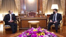 إقليم كوردستان ومصر يعتزمان زيادة الرحلات الجوية بينهما