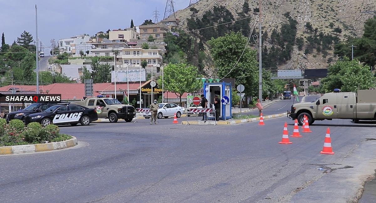 PKK claims responsibility for the two attacks on Peshmerga forces