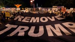 احتجاجات عدة في مدن أمريكية