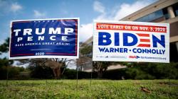 مؤشر جديد لعملية فرز أصوات الانتخابات الامريكية