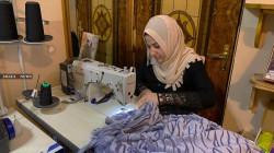 امرأة كاكائية تتحدى الصعاب وتخترق العادات والتقاليد بمدينة عراقية