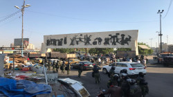 انتشار أمني في ساحة التحرير وسط بغداد تحسبا من عودة الإحتجاجات