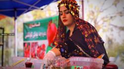 السليمانية.. مهرجان المنتجات الزرعية المحلية في صور