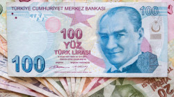 الليرة التركية ترتفع لأعلى مستوى منذ سبتمبر
