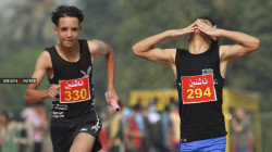 The Peshmerga tops in the women's competitions in the Athletics