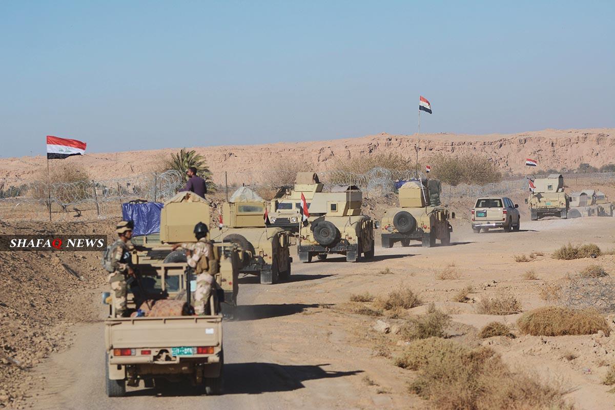 بينهم امرأة .. القبض على 8 عناصر من داعش بمحافظة عراقية