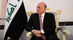 """وزير الخارجية العراقي يغادر إلى البحرين للمشاركة بـ""""حوار المنامة"""""""
