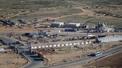 ايلام الفيلية تصدر أكثر من 48 ألف طن من البضائع إلى العراق