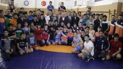 اتحاد المصارعة يحدد موعد اقامة بطولة اندية العراق