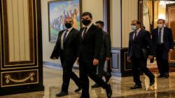 صور.. بدء اجتماع الديمقراطي والاتحاد بإشراف بارزاني