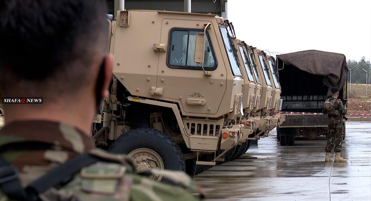 كوردستان تضيف مساعدات التحالف الدولي لرواتب قوات البيشمركة