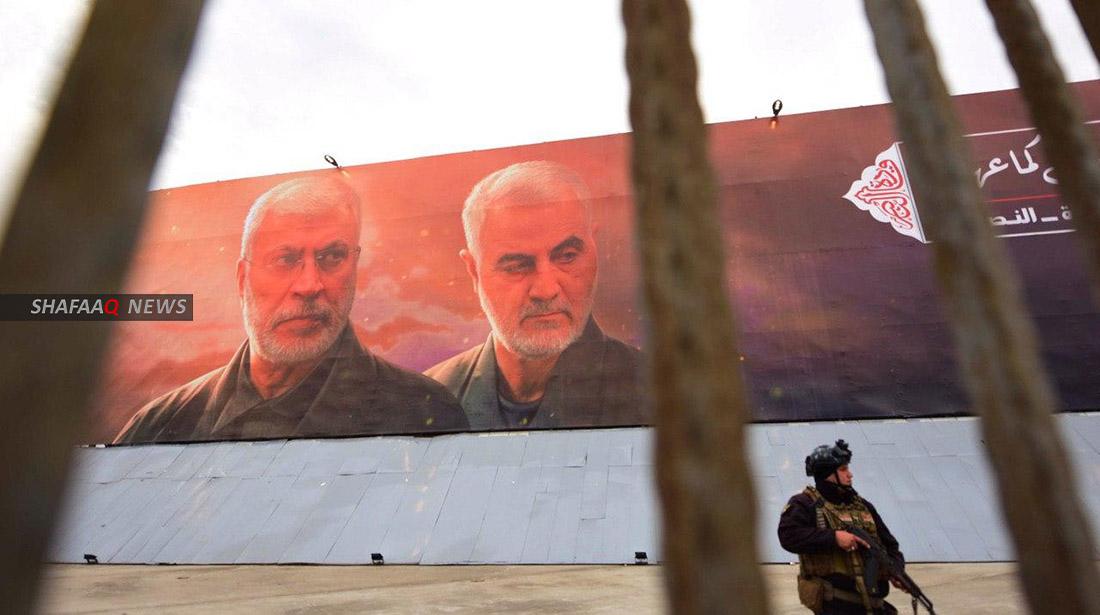 قيادي بالحشد: العراق لم يرفع دعوى دولية ضد أميركا بعد اغتيال المهندس وسليماني